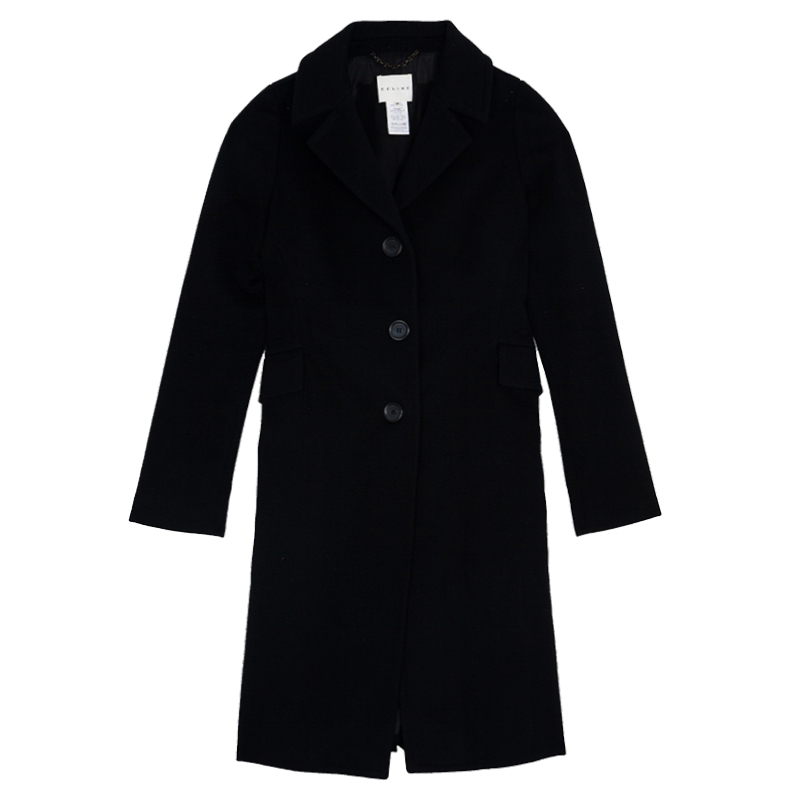 Celine Wool Trench Coat