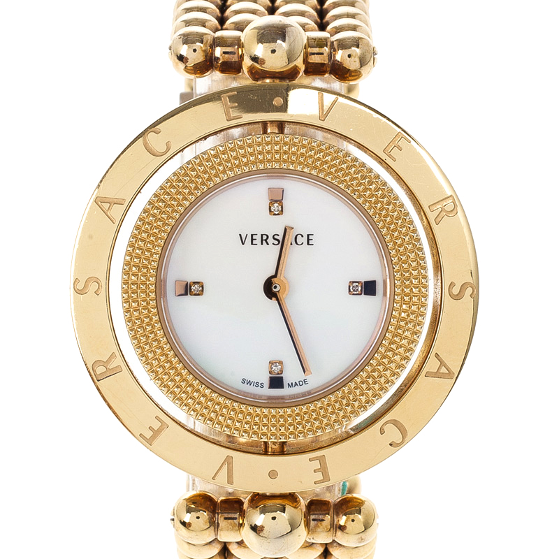 Versace Womens Wristwatch 25M USD 1,789