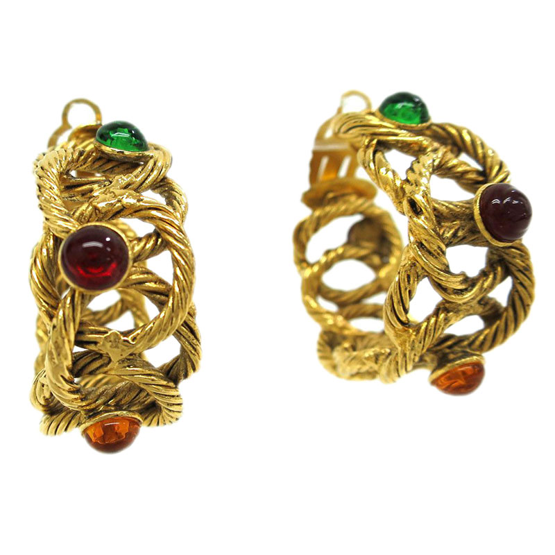 Chanel Vintage Earrings USD 490