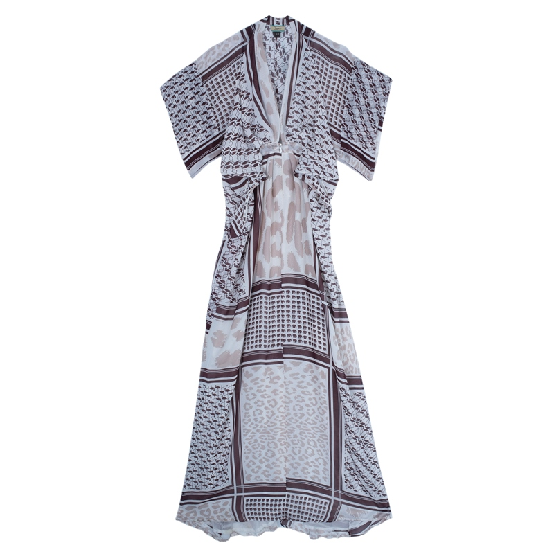 Issa Keffiyeh Maxi Dress S USD 182