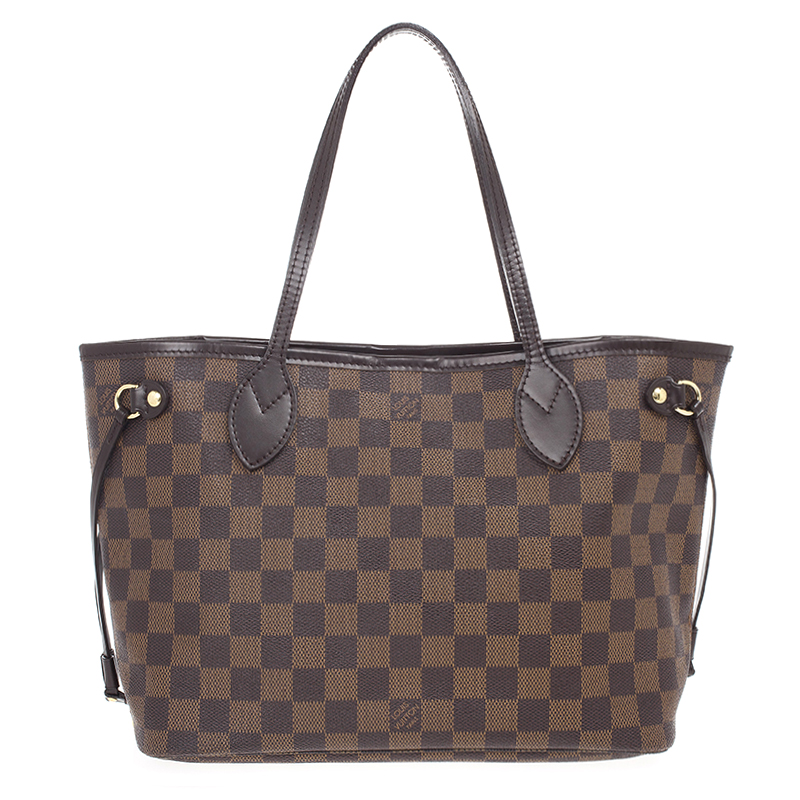 Louis Vuitton Damier Neverfull PM