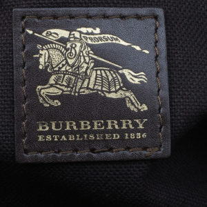 Spot a Fake Burberry
