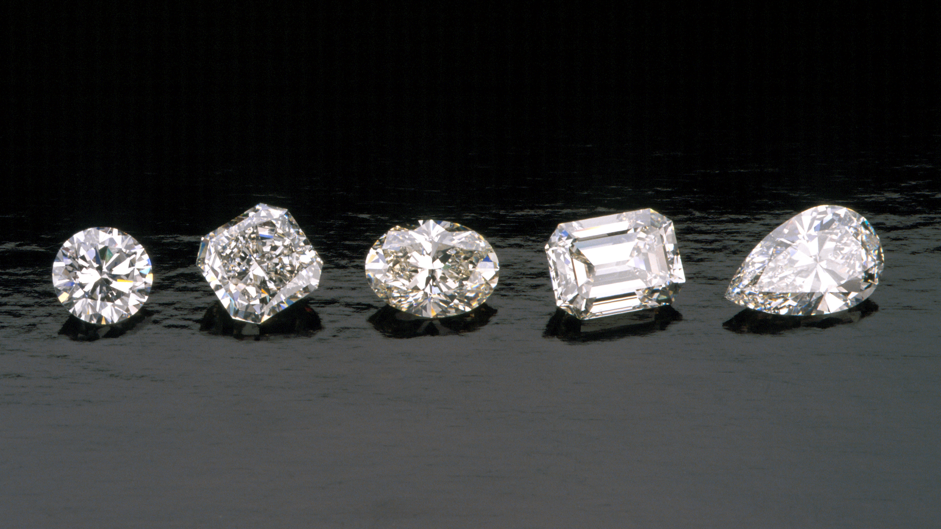 What Are the Different Types of Diamond Cuts