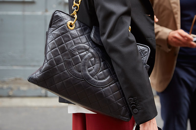 Classic Chanel Handbags