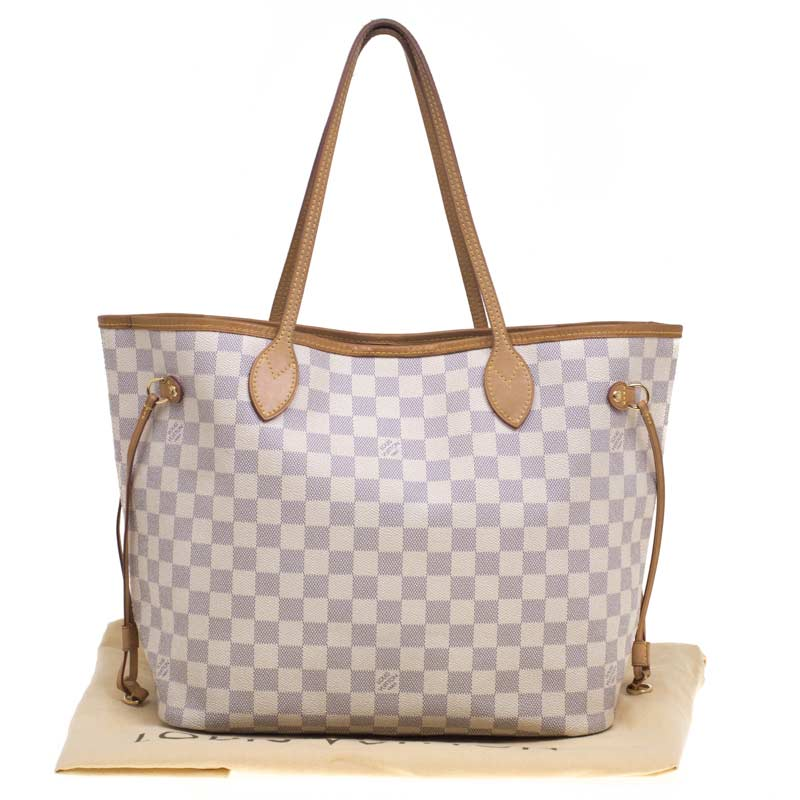 spot fake Neverfull