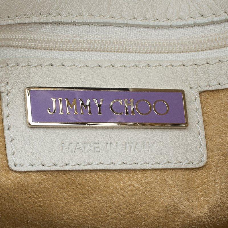 af75c8e5a3 7 Ways to Spot Fake Jimmy Choo Handbag